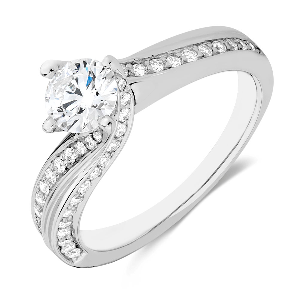 forever moissanite rings b ring a swirl carat danhov stunning style with brilliant wedding abbraccio p