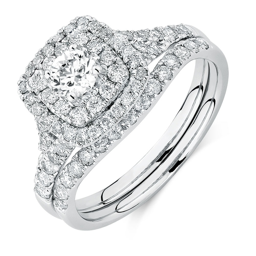 wedding rings sets for him and her canada - image of wedding ring